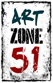 logo art zone 51